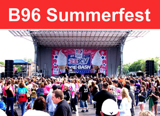 B96 Summerfest Photo Album