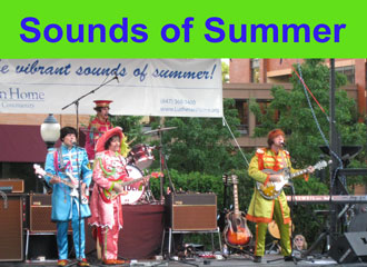 Sounds of Summer Photo Album
